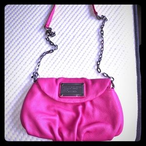 Marc by Marc Jacobs Classic Q Karlie purse (pink)